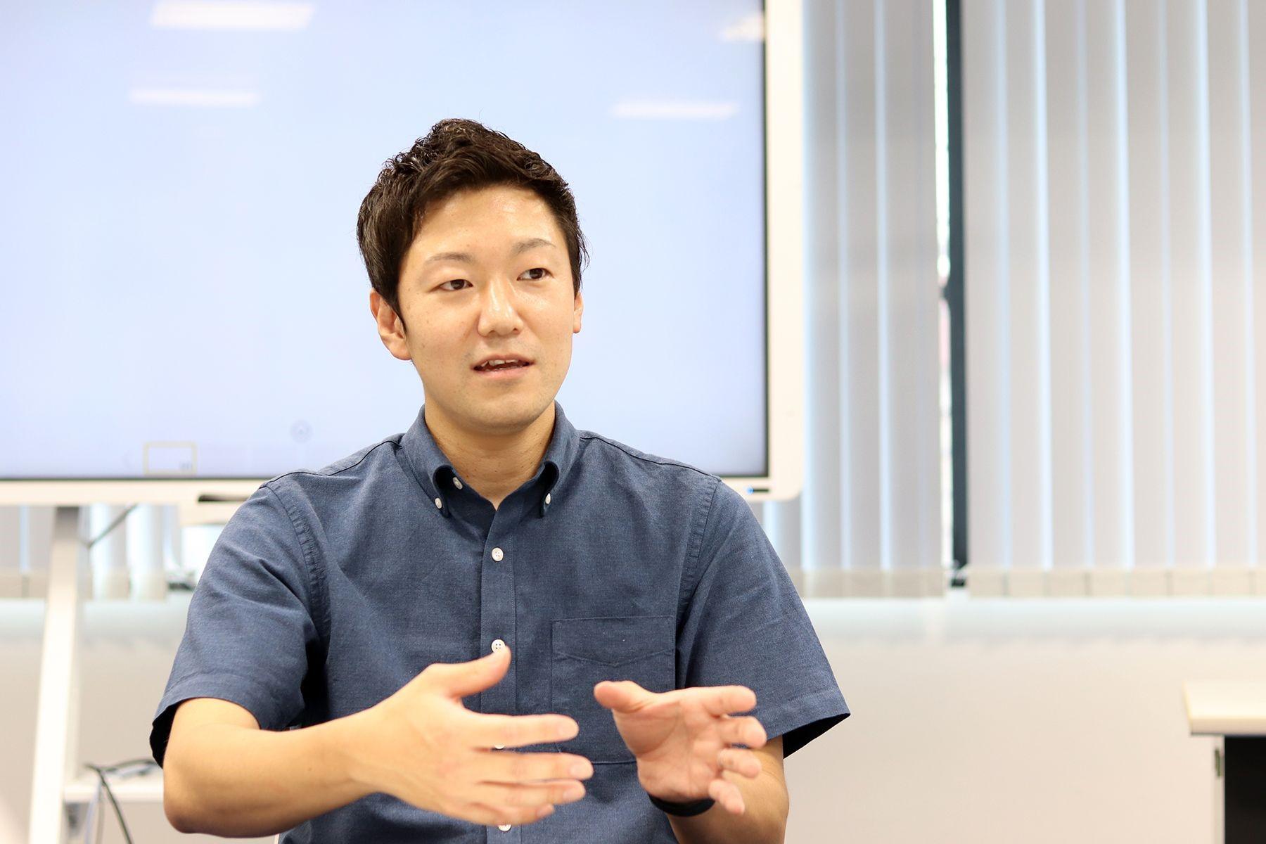 鈴木 健太氏